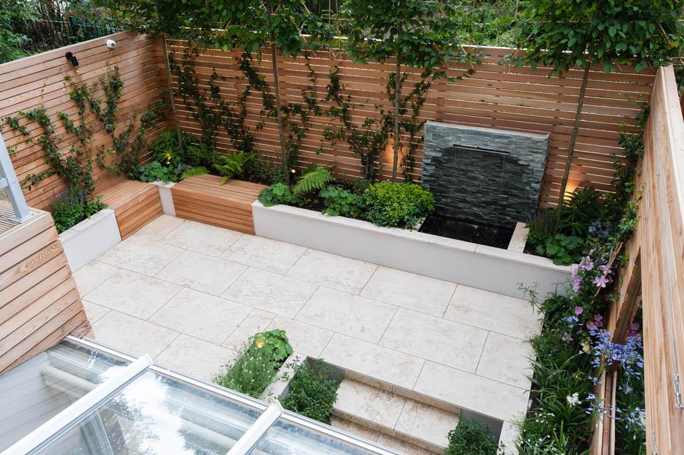 Colville Square Notting Hill Kr Garden Design