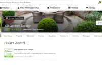 Best of Houzz 2017 Award for Design